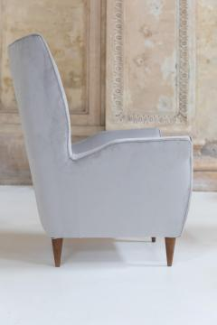 Charming Armchairs Attributed to Gio Ponti for ISA - 1160558