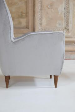 Charming Armchairs Attributed to Gio Ponti for ISA - 1160559