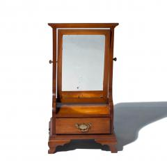 Cherry Chippendale Shaving Stand - 83011
