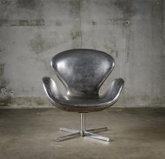 Cheryl Ekstrom Cheryl Ekstrom Swan Chair Stainless Steel Sculpture - 445469