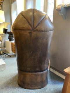 Chesterfield style Carrosse armchair circa 1950 - 2043565