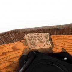 Chet Beardsley Mid Century Modern Walnut Bar Stool by Chet Beardsley - 1192903