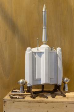 Chicco Chiari Sculpture Jet Pack Star Wars by Chicco Chiari Italy - 1338303