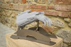 Chicco Chiari Sculpture Mans Armed Glove Star wars by Chicco Chiari 2017 - 1338280