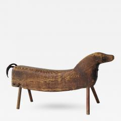 Childs Wood Riding Horse - 398857