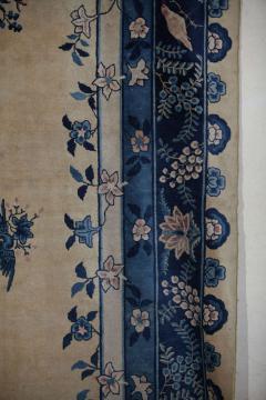 Chinese Carpet circa 1920 - 636507