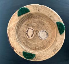 Chinese Cizhou Ceramic Vase with Russet Splash Glaze - 1201935