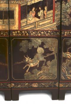 Chinese Coromandel 8 Fold Screen - 1379755