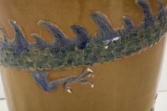 Chinese Dragon Pot - 1244960