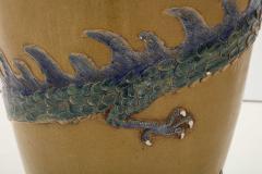 Chinese Dragon Pot - 1244965