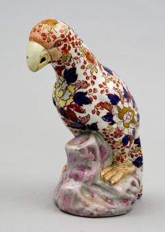Chinese Imari Parrot Circa 1880 - 267311