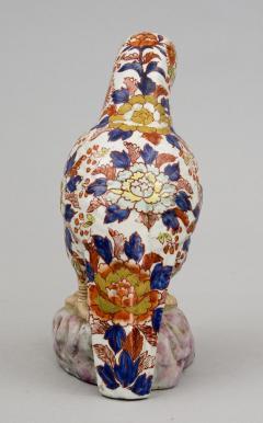 Chinese Imari Parrot Circa 1880 - 267315
