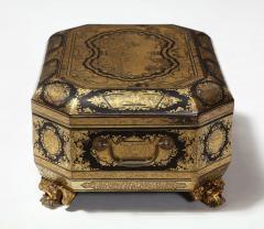 Chinese Lacquer Sewing Box - 1944014