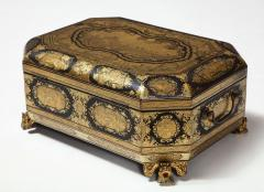 Chinese Lacquer Sewing Box - 1944015