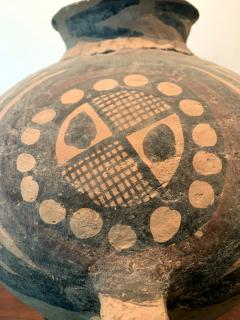 Chinese Neolithic Painted Pottery Jar Yaoshao Culture - 1554043