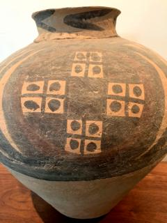Chinese Neolithic Painted Pottery Jar Yaoshao Culture - 1554044