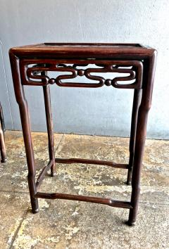 Chinese Rosewood Nesting or Quartetto Tables - 1384397