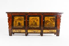 Chinese Sideboard with Three Drawers and Three Doors - 1226101