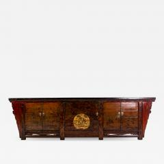 Chinese Sideboard with Three Pairs of Doors - 1225573