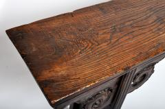 Chinese Solid Elm Wood Altar Table - 1304863