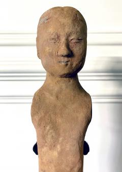 Chinese Stoneware Tomb Figure Han Dynasty - 2037609