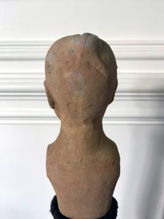 Chinese Stoneware Tomb Figure Han Dynasty - 2037610