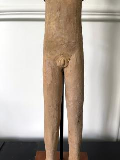 Chinese Stoneware Tomb Figure Han Dynasty - 2037615