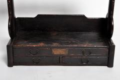 Chinese Vanity Stand with Three Drawers - 1515607