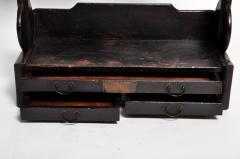 Chinese Vanity Stand with Three Drawers - 1515610