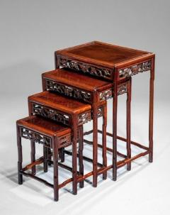 Chinese nest of tables - 825287