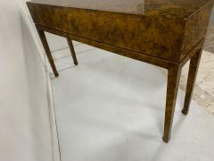 Chinoiserie Lacquered Finish Console - 1183094