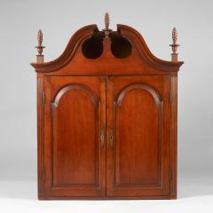 Chippendale Blocked Front Secretary - 114493