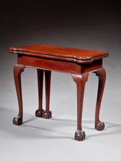 Chippendale Card Table - 337916
