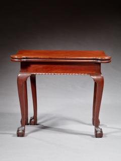 Chippendale Card Table - 337917