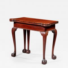 Chippendale Card Table - 338106
