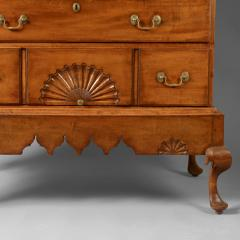 Chippendale Chest on Chest on Frame - 149285
