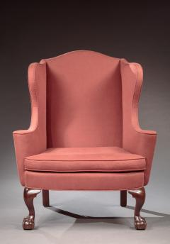 Chippendale Wing Chair - 503301