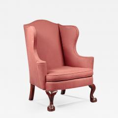 Chippendale Wing Chair - 503976