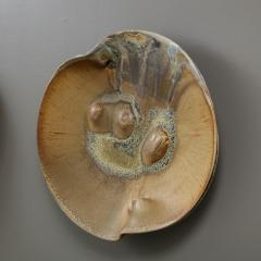 Chris Gustin Sculptural Platter 1810 by Chris Gustin - 2015042