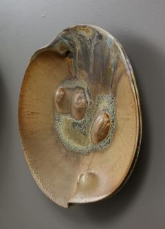 Chris Gustin Sculptural Platter 1810 by Chris Gustin - 2015048