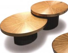 Christian Aime Heckscher The Gemini Cocktail Coffee Tables by Christian Heckscher - 459722