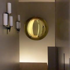 Christophe Gaignon ETERNAL SUNSHINE Giant golden mirror 144 - 2050937