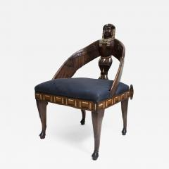 Christopher Dresser Egyptian Revival Armchair - 1135766