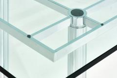 Chrome Dining Table by Tobia Scarpa 11960 - 1796295