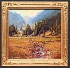 Cindy Baron Fall in the Sierras - 1469352