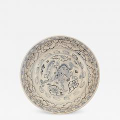 Circa 1480 Annamese Charger Decorated with Flying Horse Vietnam - 2134673