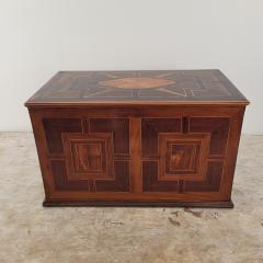 Circa 1720 Continental Mixed Wood Collectors Cabinet - 2134327