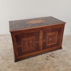 Circa 1720 Continental Mixed Wood Collectors Cabinet - 2134328