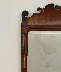Circa 1740 George I Walnut Mirror England - 1789257