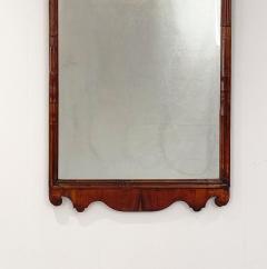 Circa 1740 George I Walnut Mirror England - 1789258